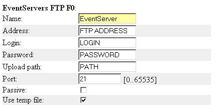 eventServer