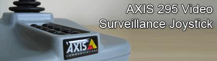 Axis 295 Joystick
