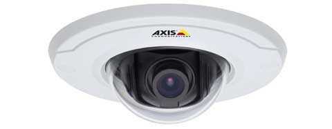 Axis M3011 Fixed Dome IP Camera