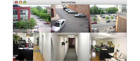 SecuritySpy from Ben Software