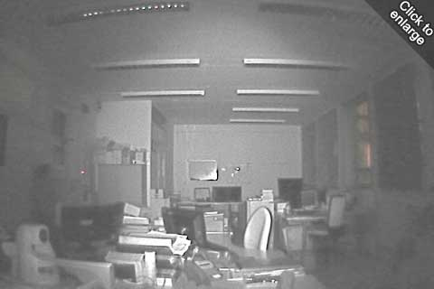 Daylight footage: Vivotek IP7142