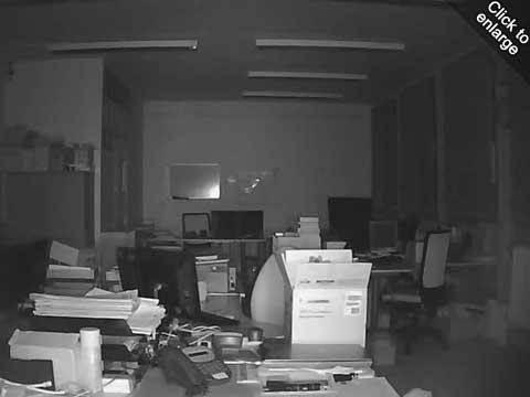 Daytime footage: Y-cam Bullet