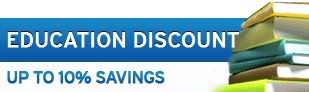 Education Discount on Network Webcams Store