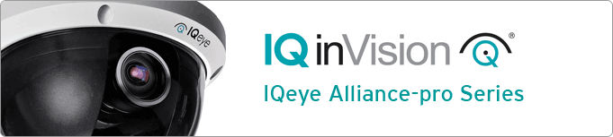 IQeye Alliance-pro IP cameras now available at Network Webcams