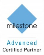 Milestone Advanced Partner logo