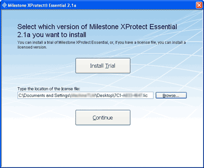 How To Install Milestone XProtect Essential Network Webcams blog
