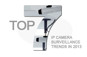 Top 7 IP camera trends for 2013