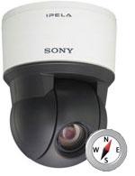 Sony SNC-EP550 azimuth setting
