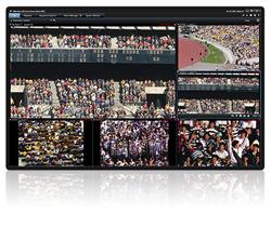 Milestone XProtect Expert screenshot