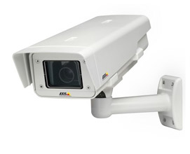 Axis P13-series IP camera