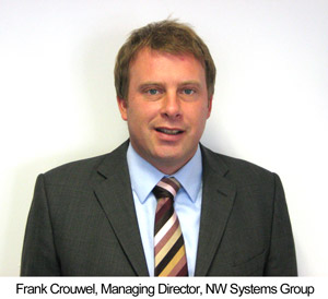 Photo of Frank Crouwel, Managing Director of NW Systems Group
