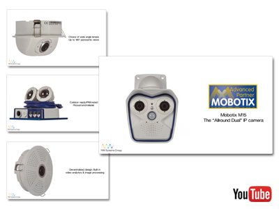 Mobotix product overview videos