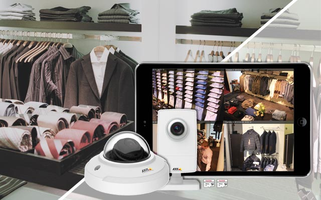 App-based CCTV ideal for small businesses and home users