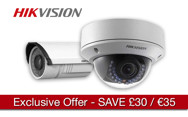 Hikvision DS-2CD2642FWD-I(ZS) and DS-2CD2742FWD-I(ZS) IP cameras