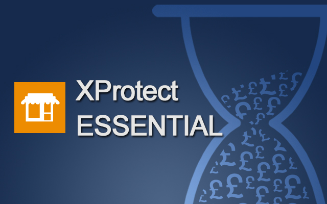XProtect Essential upgrade offer