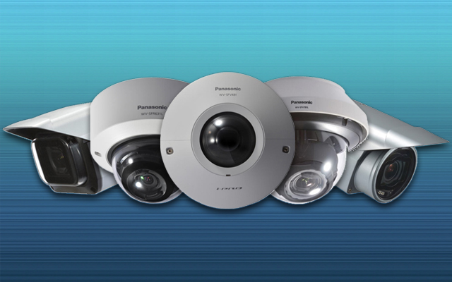 Panasonic highlight 9 'go-to' IP cameras in their Elite range