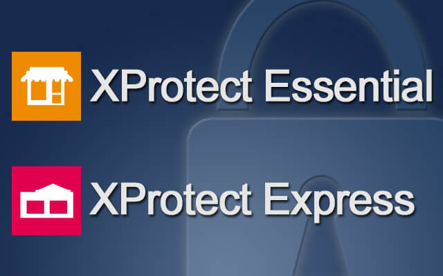 Milestone XProtect Essential and XProtect Express