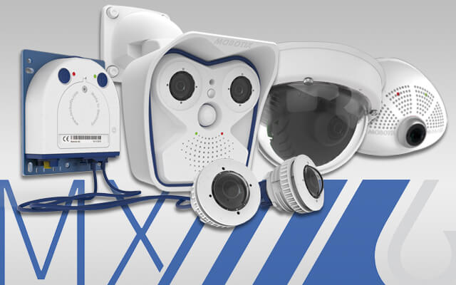 Mobotix Mx6 Series now available at Network Webcams