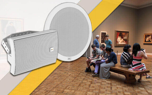 Axis Intelligent Speaker Systems - All-In-One Audio Solution