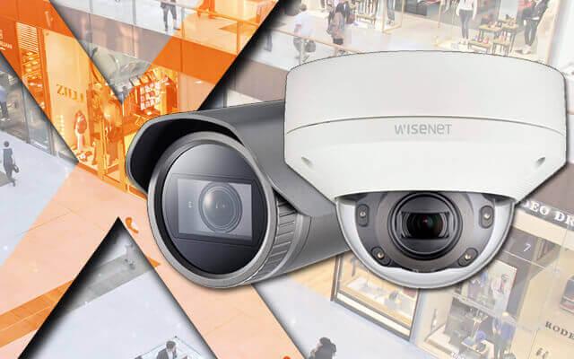 Samsung Wisenet X Series camera family