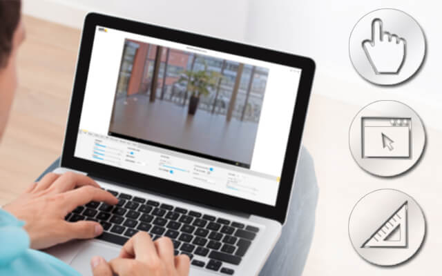importance of a user-friendly IP camera web interface