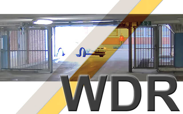 Learn about the different Axis WDR solutions