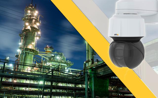 Axis Q6125-LE - A Standout Pan Tilt Zoom IP Camera Network Webcams blog