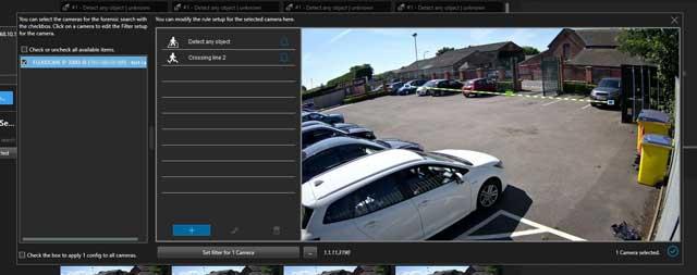 Bosch search plugin visualisations