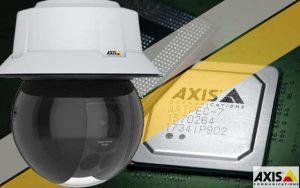 Axis Q6315-LE camera and ARTPEC-7 chipset