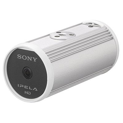Sony Snc Ch210 Indoor Ip Camera Black Or Silver