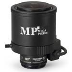 "Fujinon DV3.4X3.8SA-SA1 1/2\"" 3 Megapixel, 3.8-13mm varifocal, DC-iris, C mount lens"