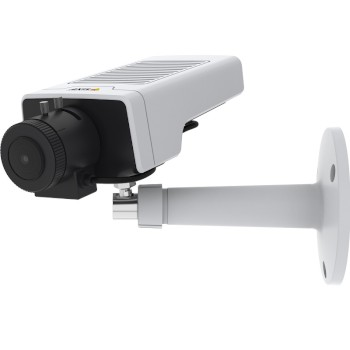 Axis M1134 indoor network camera with HD 720p, varifocal lens, Lightfinder, Forensic WDR, H.265, Zipstream and edge storage