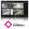 Milestone XProtect Express+ video management and recording software, base licence