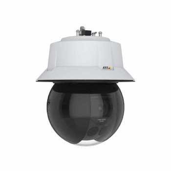 Axis Q6315-LE outdoor PTZ IP camera with HD 1080p, 360° pan, 31x optical zoom, up to 300m OptimisedIR and laser focus
