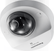 Image of Panasonic WV-S3131L indoor Super Dynamic dome IP camera with HD 1080p resolution, up to 15m IR, built-in microphone and PoE provided by www.networkwebcams.co.uk