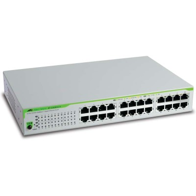 Allied Telesis AT-GS900/24 10/100/1000T x 24 ports unmanaged Gigabit switch