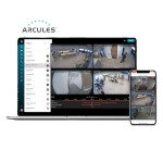 Arcules Cloud CCTV subscription - HD 1080p with 30 days retention, quarterly charge per camera