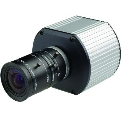Arecont Vision AV10005 IP camera with 10-megapixel sensor, H.264 video compression and PoE