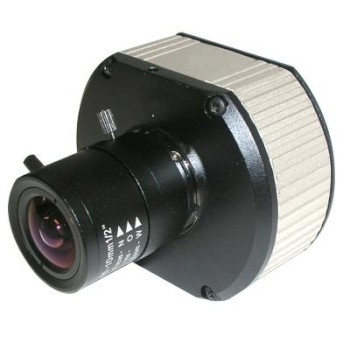 Arecont Vision AV1310 compact IP camera with Power over Ethernet and Motion JPEG video compression