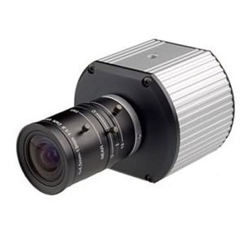 Arecont AV3100AI 3.0 megapixel IP camera with auto iris and Power over Ethernet support, motion detection and digital PTZ