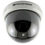 Arecont Vision D4S-AV1115DN indoor 1.3 megapixel IP camera, surface-mount, day/night mode, H.264, PoE