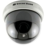 Arecont Vision D4S-AV5115DN indoor network camera with 5 megapixel at 14fps, day/night mode, H.264 and PoE