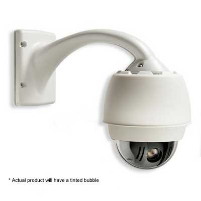 Bosch AutoDome VG4-512-ETE2W endless 360 degree PTZ dome IP camera with 18x zoom day/night motion detection auto tracking