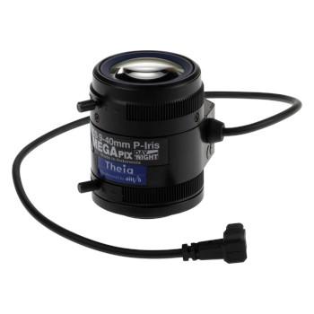 Axis 5504-901 varifocal 9 - 40mm telephoto lens, IR-corrected with CS-mount and P-iris