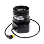 Axis 5800-801 varifocal 12.5 - 50mm telephoto lens, IR-corrected with CS-mount and P-iris