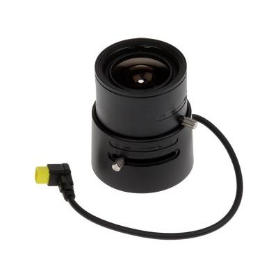 Axis 5801-491 varifocal 2.8 - 8.5mm lens, IR-corrected with CS-mount and P-iris