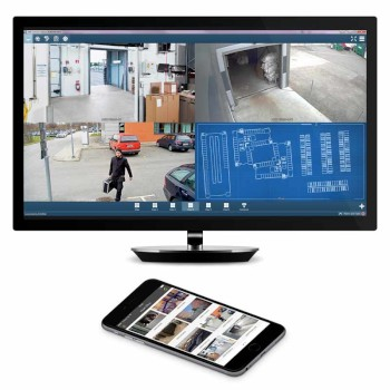 Axis Camera Station 5 - universal licence for third-party IP devices