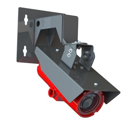 Axis F101-A XF P1367 ATEX-Certified IP camera with 5MP resolution, i-CS lens, Lightfinder and Forensic WDR