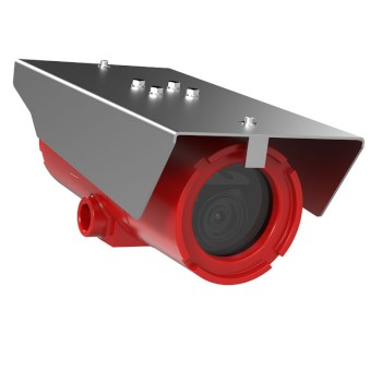 Axis F101-A XF Q1785 ATEX-Certified IP camera with HD 1080p resolution, 32x optical zoom, Lightfinder & Forensic WDR