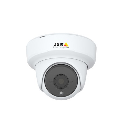Axis FA3105-L indoor sensor unit with HD 1080p, 103º view, Forensic WDR, 15m IR, designed for use with Axis' FA54 main unit